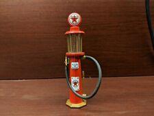 "Gearbox Texaco 1920 Wayne Visible Gas Pump 8"" Diecast Diorama Garage Model"