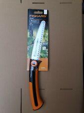 Fiskars Xtract SW73 Retracting Garden Jab Pruning Saw 160mm Blade Pruner Tools