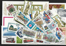 EAST GERMANY DDR 1984 COMPLETE YEAR STAMP COLLECTION Mint Never Hinged
