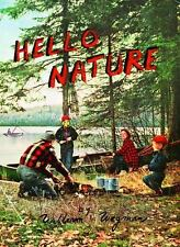 Hello Nature: How to Draw, Paint, Cook, And Find Your Way-ExLibrary