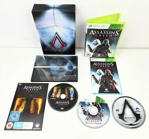 ASSASSIN'S CREED REVELATIONS XBOX 360 Collectors edition