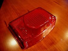 New Norton Commando Rear Tail Light Lens  1973 up