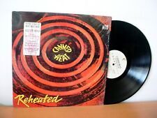 "CANNED HEAT ""Reheated"" rare VINYL LP from 1990 (DALI DL/DD 89022). Audiophile"