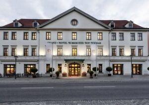Weimar 3 Tage BW Premier Grand Hotel Russischer Hof 4 Sterne DZ/ÜF 2 Personen