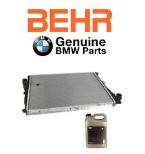 OEM Behr Radiator & Genuine Coolant For BMW E46 3-Series For Automatic Trans