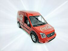 Ford Transit COCA COLA BRAZIL approx. scale 1/43 - Amazing Cars From Brazil