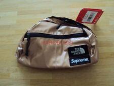 Original Supreme x The North Face Waist Bag Metallic Hüfttasche Tasche NEW NYC