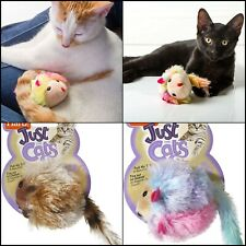 Hartz Just For Cats Cat Toy . Hunt . > Colors vary. <