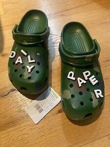 Crocs X Daily Paper