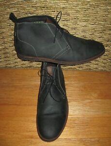 Ben Sherman Mens Desert Boots Sand //Black//Brown All Sizes