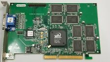 3DFX VOODOO 3 AGP 16MB DOS RETRO GAMING VIDEO CARD TESTED WORKING  #R36