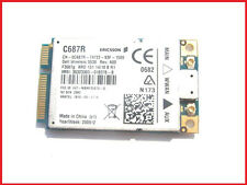 Dell Wireless 5530 HSPA 3G GPS Mini-Card WWAN Ericsson F3507G C687R E6500 E6400