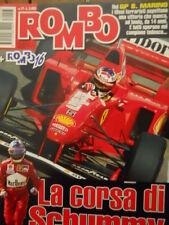Auto & Sport ROMBO 17 1997 con inserto TEST su FERRARI F355 - Michael Schumacher
