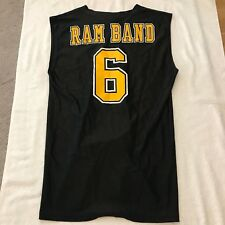 Virginia Commonwealth VCU Rams Basketball Jersey Ram Band Peppas 6 6th Man Small