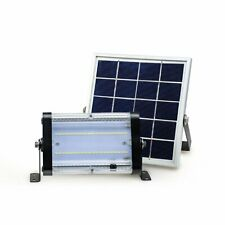 Faro Led con pannello solare da esterno 80w 100w 200w 300w 400w con telecomando