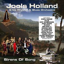 JOOL HOLLAND & HIS RHYTHM & BLUES ORCHESTRA - SIREN OF SONG : CD ALBUM (2014)