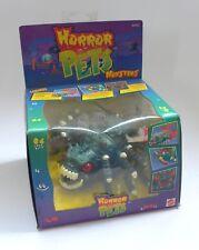 Vintage Mattel HORROR PETS MONSTERS Mega Monster SPIDER Boxed 1993