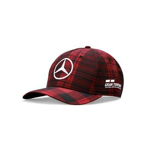 Mercedes-AMG Petronas 2021 Lewis Hamilton Canadian GP Special Edition Hat Red