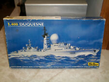 Heller 1/400 Scale French Frigate Duquesne