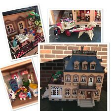 Playmobil Victorian Mansion maison de poupées meubles 5300 Bride Groom transport 5509
