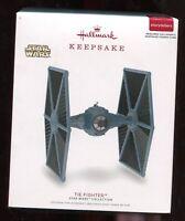 2018 Hallmark Keepsake Ornament - Star Wars TIE FIGHTER Storyteller - New In Box