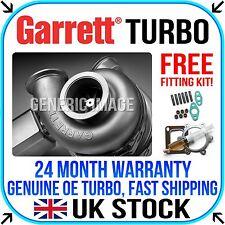 NEW GENUINE Garrett Turbo For Jaguar Various 2.7LD 205HP (Left Hand)