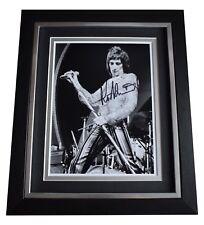 Rod Stewart SIGNED 10x8 FRAMED Photo Autograph Display Music Memorabilia COA