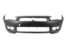 Front Bumper Cover Fits For Mitsubishi Lancer (CY0) Sedan 2008 - 2015