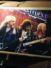 Judas Priest In Concert Poster 1984