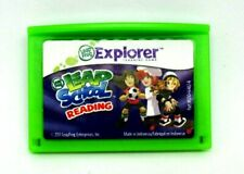 Leap School Reading Leap Frog Leapster Explorer Cartridge Learning Game