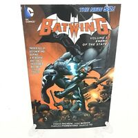 Batwing Volume 3 Enemy of the State Collects #13-18 DC Comics TPB Paperback New