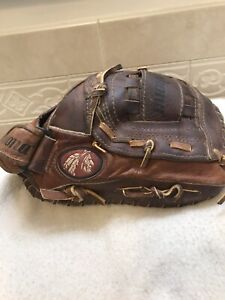 "Nokona BS-1200 12.5"" Kangaroo Baseball Softball Glove Right Hand Throw"