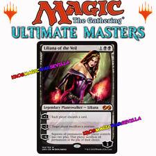 MTG Liliana of the Veil - Liliana del Velo ULTIMATE MASTERS ENGLISH Magic