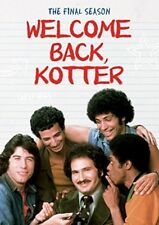 Welcome Back Kotter: The Complete Fourth Season (The Final Season) [New DVD] B
