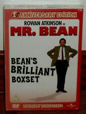 DVD y Blu-ray DVD: 4 DVD