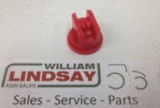 Lechler Red 04 F110 Standard Flat Fan Sprayer Nozzle Tip  Allman Amazone etc