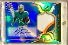 2014 Topps Platinum JARVIS LANDRY JERSEY #14/25 Blue Refractor Patch Auto RC