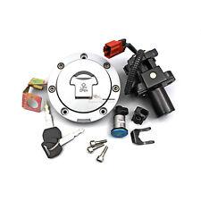 Ignition Switch Lock Fuel Gas Cap Key Set For Honda CBR1000RR 2008-2013 09 10 12