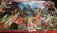Cardfight Vanguard Sealed The Reckless Rampage Sneak Peek Mat x1 L@@K!