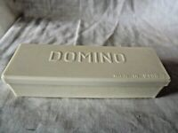 Vintage Set of Russian Dominoes in Original Box marked USSR