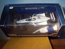 1/18 HOT WHEELS 26696 WILLIAMS BMW 2000 LAUNCH VERSION RALF SCHUMACHER