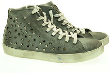 Beverly Hills Polo Club scarpe shoes uomo sneakers alte PU530 grigio n° 42