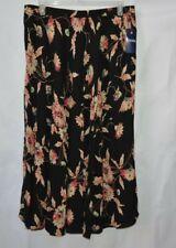 Chaps Women's Floral Midi Skirt Size XL $79