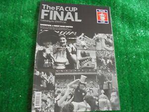 2006 FA CUP FINAL  LIVERPOOL V WEST HAM