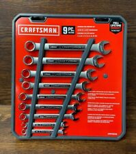 New Craftsman Combination Metric Wrench Set 9 Piece Metric Cmmt82328