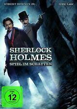 Sherlock Holmes: Spiel im Schatten von Guy Ritchie   DVD   Zustand gut