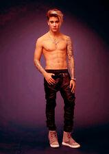 Justin Bieber Poster/foto a todo color * Pinup. Calidad De Estudio * Envío Gratuito Reino Unido