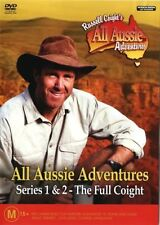 Russell Coight's All Aussie Adventure : Series 1-2 (DVD, 2002, 2-Disc Set)
