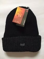 MENS Turn-up Hat Warm Winter Outdoor Thermal Ski Hat INSULATED Knitted HAT 0925A