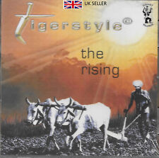 TIGER STYLE - THE RISING - NEW SOUND TRACK CD
